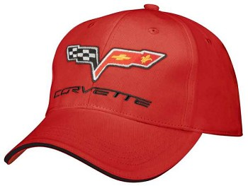 C6 Corvette 2005-2013 Fitted Cap - Large / X-Large