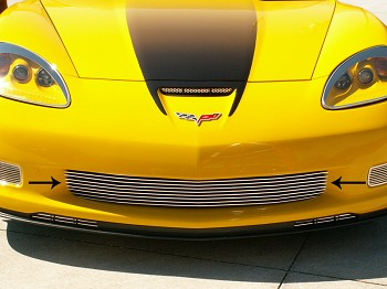 C6 Corvette Z06 / Grand Sport / ZR1 2006-2013 Billet Grille