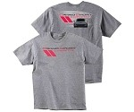 C6 Grand Sport Corvette T-Shirt, Gray
