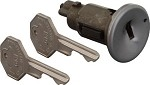 C3 Corvette 1968-1982 Ignition Lock Cylinders with Keys