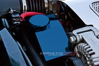 C6 Corvette 2005-2013 Custom Painted Power Steering Pump Cover