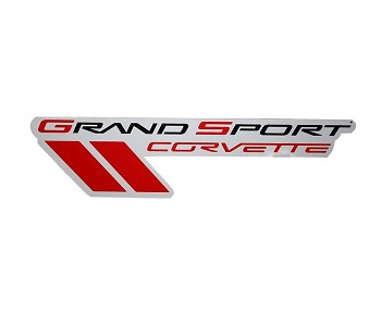 C6 Corvette 2005-2013 Grand Sport Metal Sign
