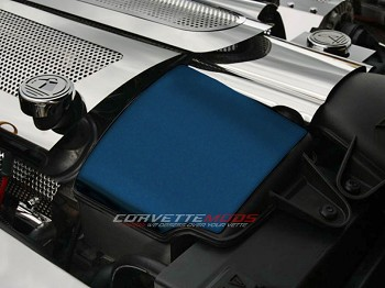 C6 Corvette Base / Grand Sport 2008-2013 Custom Painted Air Capacitor Cover - 2Pc