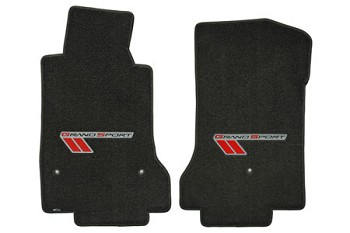 C6 Corvette Grand Sport 2010-2013 Lloyd Velourtex Front Floor Mats