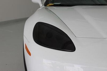 C6 Corvette 2005-2013 Base/GS/ZR1/Z06 Lamin-X Headlight & Fog Light Cover Protection Kit