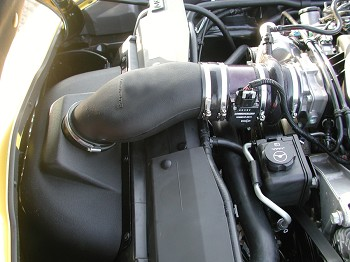 Lingenfelter 2006-13 C6 ZO6 LS7 Corvette High Flow Air Intake System