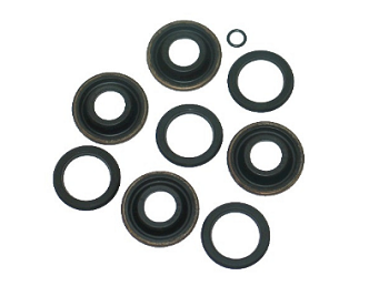 C3 Corvette 1968-1982 Caliper Seal Kit - Front & Rear Options