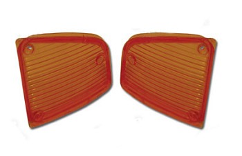 1972 C3 Corvette Amber Parking Light Lens