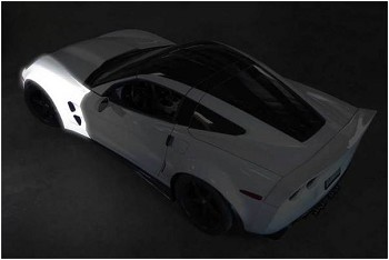 C6 Corvette 2005-2013 California Super Coupe Front Fenders