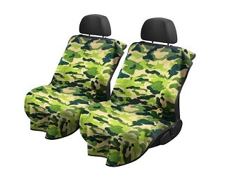 Camo Seat Towels - Color Options