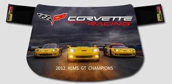 Corvette C6 2005-2013 Exterior Sun Shield Reflectior - Protector - Racing Heritage