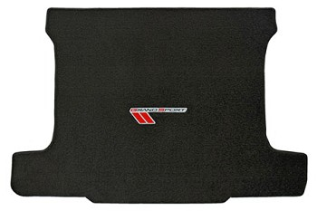 C6 Corvette 2005-2013 Lloyds Ultimat Cargo Mat - Grand Sport Logo