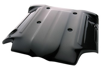 Corvette C5 97-04 Full 100% Carbon Fiber Engine Cover