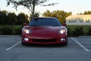 C6 Corvette 2005-2013 LED Fog Light Bulbs