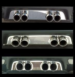Corvette C6 05-13 Exhaust Filler Panels - All Exhaust Types Available!