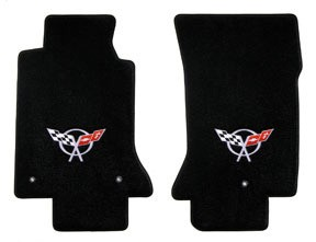 Corvette 97-04 C5 Lloyds Floor Mats Classic Loop Series