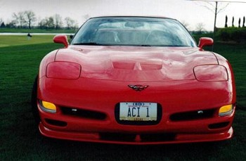 C5 Corvette 1997-2004 ACI LT1-Inspired Race Hood | Corvette Mods