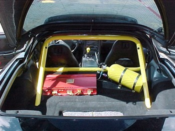 C6 Corvette 2005-2013 Custom Roll Cage - Bolt In / Weld In Options