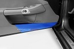 C6 Corvette 2005-2013 Custom Painted Door Panel Kick Guard