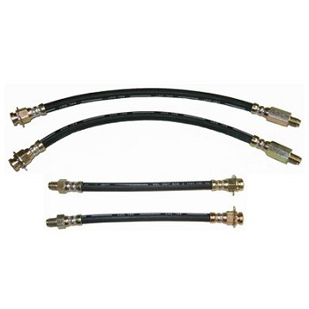 C3 Corvette 1968-1982 Rubber Brake Lines