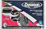 Universal Corvette 1968-2014+ Dynamat Sound Deadener Thermal Kit - 18x32 Inch