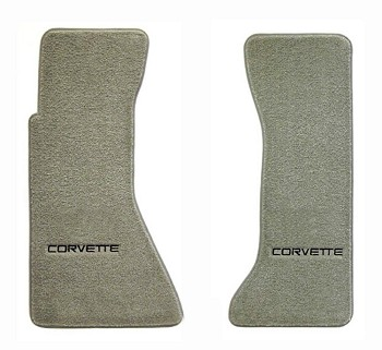 C4 Corvette 1984-1996 Corvette Script Lloyd Ultimat Floor Mats