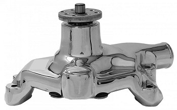 C4 Corvette 1984-1991 Water Pump - Finish Selection