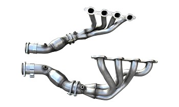 C7 Corvette Stingray/Z06/Grand Sport 2014+ American Racing Mid Length Headers