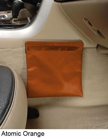 C6 Corvette 2005-2013 Passenger Side Leather Storage Pouch