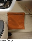 C6 Corvette Passenger Side Leather Storage Pouch