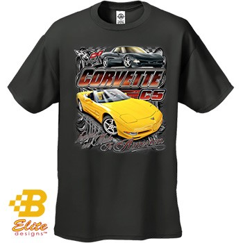 "C5 Corvette ""Legends are Made"" Tee"