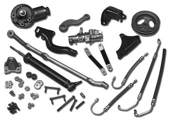 C2 C3 Corvette 1963-1974 Power Steering Conversion Kits