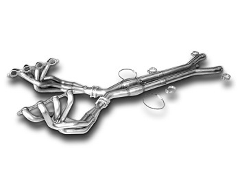 C6 Corvette Z06 2006-2013 American Racing Headers Long Tube System