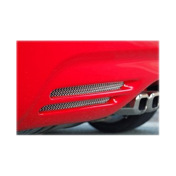 C5 Corvette 1997-2004 Rear Bumper Screens