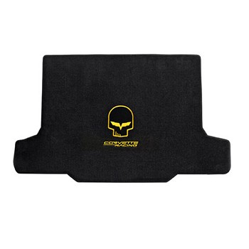 C6 Corvette 2005-2013 Lloyd Ultimat Jake Logo Cargo Mat