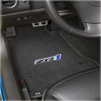 C6 Corvette ZR1 2009-2013 Lloyd Ultimat Front Floor Mats
