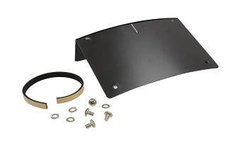 C6 Corvette 2005-2013 Front License Plate Bracket Kit