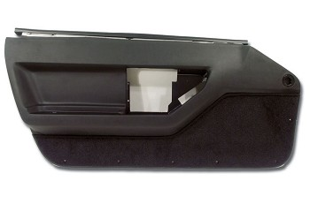 C4 Corvette 1984-1989 Standard Door Panels - Left/Right