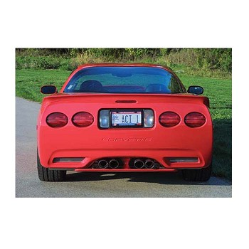 C5 Corvette 1997-2004 ACI Custom Rear Bumper