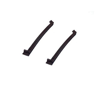 C4 Corvette 1984-1996 Weatherstrip - Coupe Side Roof Panel Pair