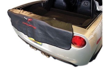 C5 C6 Corvette 1997-2013 Embroidered Rear Bumper Bibs