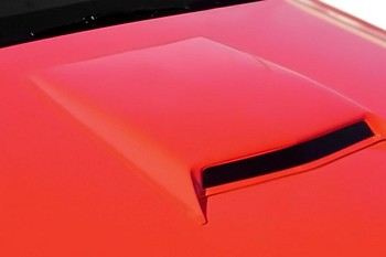 ABS Smooth Hood Scoops - Small/Medium/Large