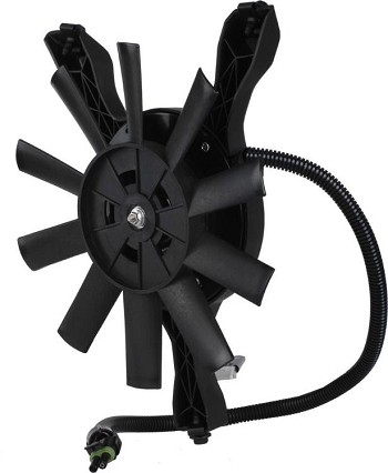 84-89 C4 Corvette Auxiliary Fan Assembly