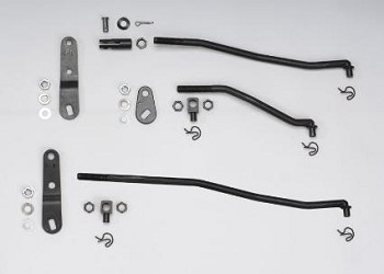 C3 Corvette 1968-1981 Manual Shifter Linkage Kit