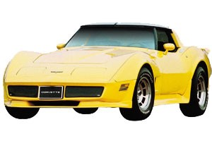 C3 Corvette 1975-1982 ACI Collector Series Body Styling Kit