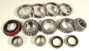 C3 Corvette 1968-1982 Differential Bearing & Seal Rebuild Kit