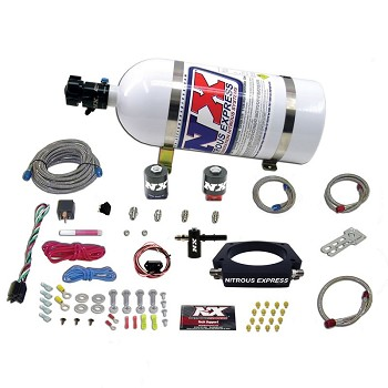 C7 Corvette Stingray 2014-2019 NX Nitrous System w/ 10lb Bottle