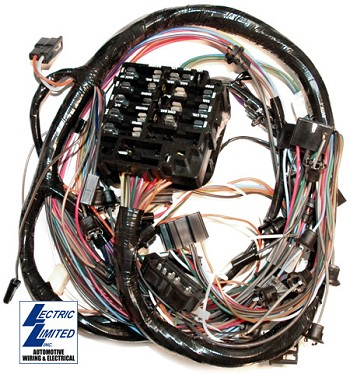 1970 corvette wiring harness 1970 chevelle wiring harness c3 corvette 1968-1982 dash harness kit | corvette mods