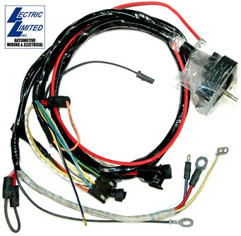 C3 Corvette 1968-1982 Engine Harness