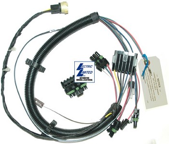 C3 Corvette 1968-1982 ECM Harness - Engine Side